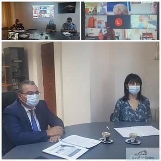 Prefectul județului Dolj i-a asigurat pe managerii unităților de învățământ de sprijinul său pentru ca anul școlar 2020-2021 să se deruleze în condiții de siguranță