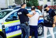 Craiovean urmărit internaţional în SUA, prins de poliţişti craioveni