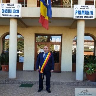 Calarasi - o comuna libera dupa 50 de ani ... Sandu Sorin este OFICIAL PRIMAR !