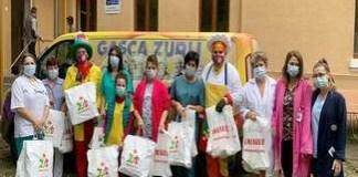 S-a incheiat cea mai frumoasa campanie Zurli pentru copiii bolnavi de cancer, Ziua Esarfelor Colorate