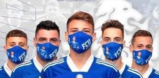 Mastile de protectie personalizate cu jucatorii echipei Universitatea Craiova sunt disponibile pentru suporteri !