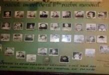 Preotul din Calarasi ,jud. Dolj arunca la gunoi un tablou plin de istorie ..
