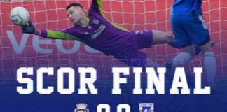 Remiza la Timisoara .. Universitatea Craiova - ACS ASU Poli Timișoara 0-0