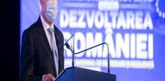 Klaus Iohannis, cu ocazia lansarii Planului National de Redresare si Rezilienta: Este momentul cel mai bun sa ne asumam reforme ambitioase