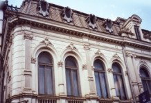 """Contractului de proiectare și execuție a lucrărilor de consolidare și restaurare a Bibliotecii Franceze """"Omnia"""" Craiova a fost semnat"""