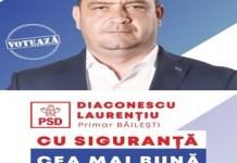 Candidat PSD la Primaria Bailesti condamnat la inchisoare pentru trafic de droguri de mare risc