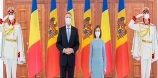 Klaus Iohannis , in vizita la Chisinau : România și Republica Moldova aparțin aceleiași familii, aceluiași spațiu cultural, istoric și de limbă.