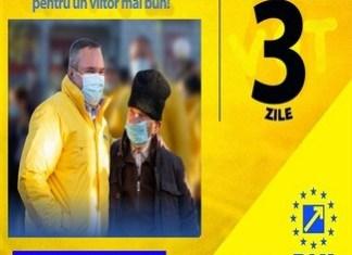 Nicolae Ciucă: Stimaţi doljeni, vă îndemn să participaţi la vot!
