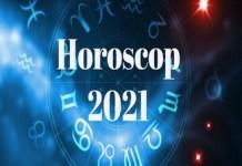 Horoscop pentru anul 2021
