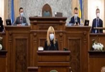 Premieră în Parlament! Șefa Senatului, al doilea om în stat, va ține audiențe online