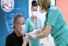 Ministrul Apărării, Nicolae Ciucă : M-am vaccinat pentru că doar în acest fel putem să punem capăt acestei pandemii!