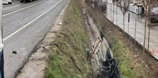 Inca un accident pe Centura de Nord a Craiovei ..