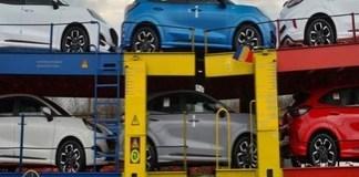 Ford a produs aproape 200.000 de maşini anul trecut în Craiova !