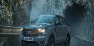 Ford lansează noile ediții limitate Stormtrak și Wolftrak pentru modelul Ranger