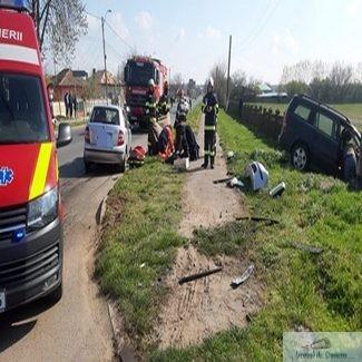 Accident mortal la Segarcea