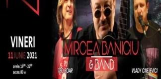 Mircea BANICIU & Vlady CNEJEVICI și Teo BOAR live pe terasa Play