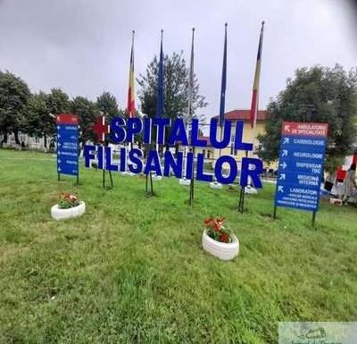 Spitalul Filișanilor - 125 de ani de la infiintare !