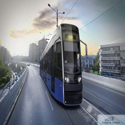 17 tramvaie pentru transportul public din Craiova cu finanțare de la Ministerul Dezvoltării