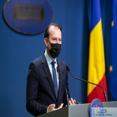 Florin Cîțu : Țara noastră nu mai trebuie să aibă drumuri de pământ