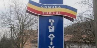 """Apa cu """"ratia"""" in Tuglui! O zi in Tuglui , alta in satul Glod"""