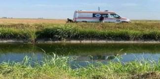 Doljean decedat dupa ce a cazut cu tractorul intr-un canal de irigatii