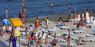 TOPUL stațiunilor românești cu apa mării contaminată cu bacterii periculoase