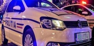 Copil de 7 ani spulberat de un tanar cu masina ! Soferul a fugit, dar a fost prins de polițiști