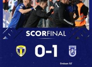 FCU Craiova a eliminat Petrolul din 16-imile Cupei României