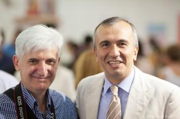 Valentin Mandache & Mihai Ghyka