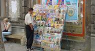 magazines on sale in Baku
