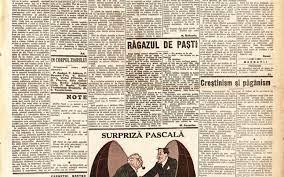 Adeverul, ediţia de Paşte din anul 1933 3