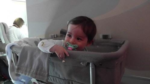 Baby Bassinet, Passpod