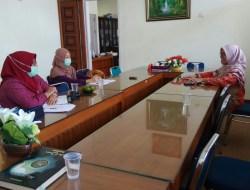 Tim Peneliti Badan Bahasa Nasional Sambangi Pascasarjana IAIN Batusangkar