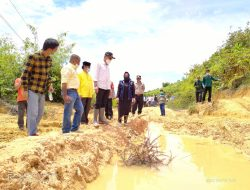 Di Dampingi DPR RI ,Bupati Limapuluhkota Kunjungi Nagari Galugua
