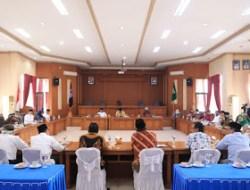 Pansus Aset Hearing Dengan Mantan Pejabat Teras Pemko