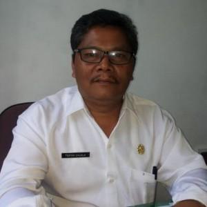 Foto: Ir. Tiopan Sagala, MSi. Kepala TU Disdik Simalungun