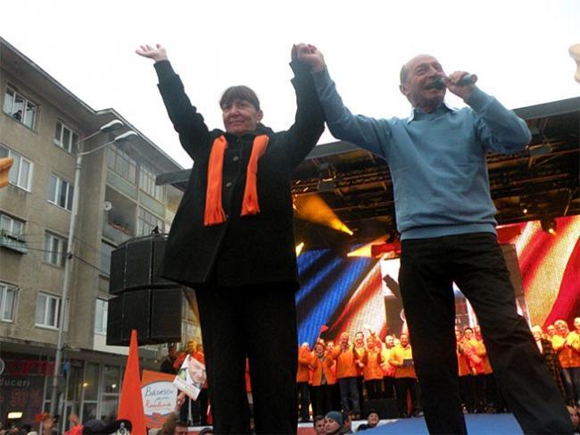 Băsescu şi Macovei, anchetaţi de CSM