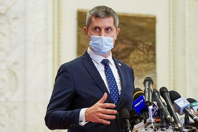 Dan Barna: Government respects citizens' right to protest / We officially have an extremist party in the Romanian Parliament