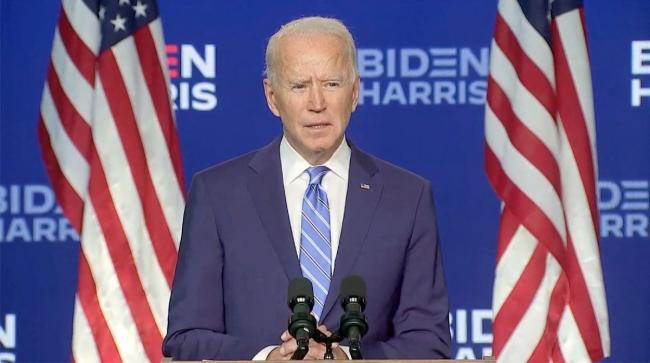 Joe Biden announced firearms control measures