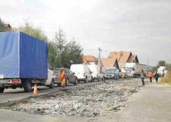 Castelul Bran, afectat de lucrările la DN 73 10