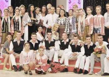 """""""Doina Bascovului"""", la un concurs în China 13"""