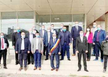 Primarul Gheorghe Stancu şi consilierii comunei Bascov au depus jurământul 3