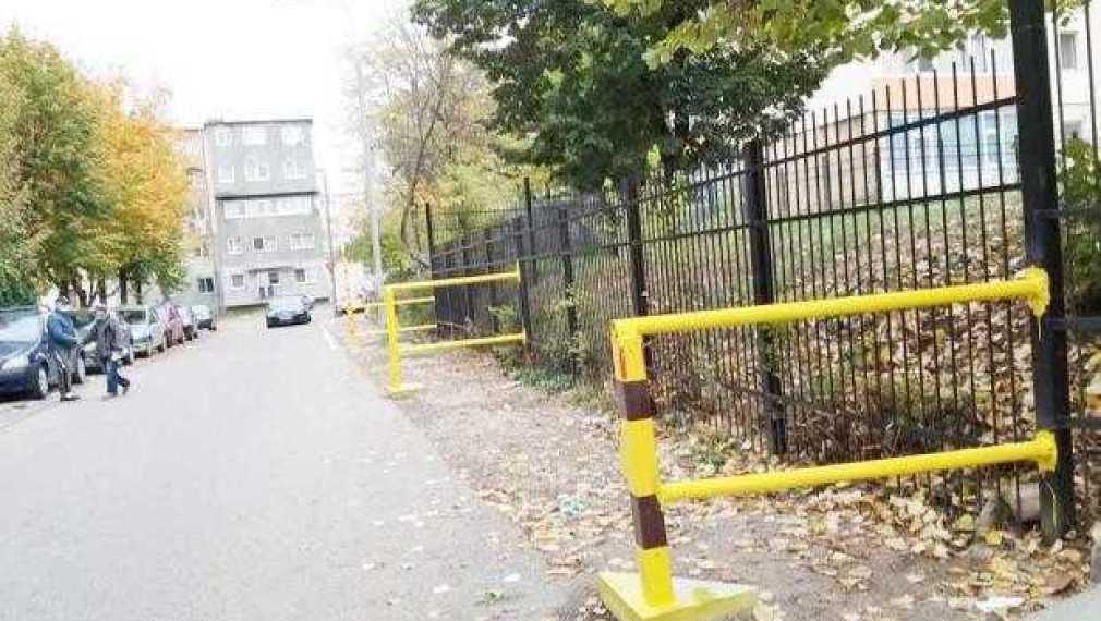 S-a retrocedat un trotuar din cartierul Trivale... 1