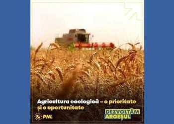 PNL: Agricultura ecologică - o prioritate și o oportunitate 11