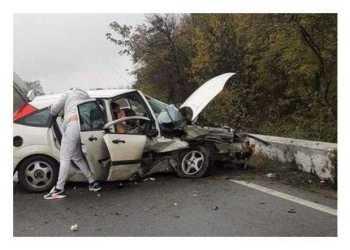 ARGEȘ: Femeie rănită într-un accident rutier GRAV, la Albota! 6
