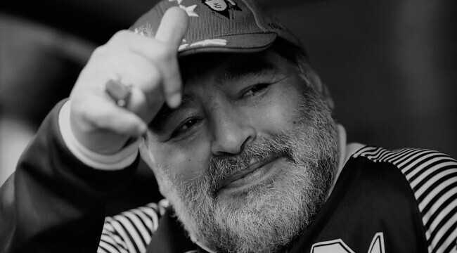A murit fostul mare fotbalist Diego Armando Maradona 1