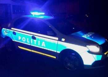 Argeșean reținut după ce nu a oprit la control și a amenințat polițiștii cu o butelie 10