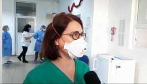 A început campania de vaccinare anti- COVID-19 în Argeș. Cine sunt primele persoane 6
