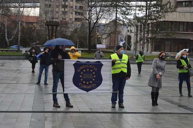 Protest Europol