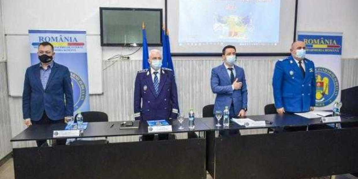 INSPECTORATUL DE JANDARMI JUDEȚEAN ARGEȘ ȘI-A PREZENTAT BILANȚUL PE ANUL 2020 2